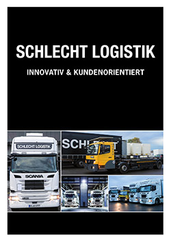 schlecht logistik transport